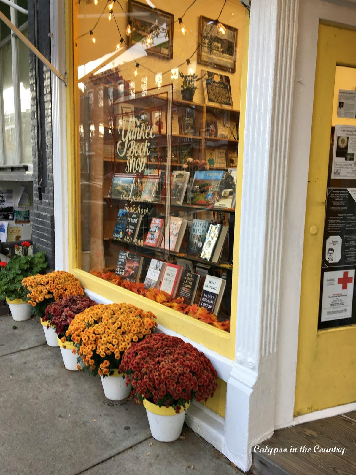 Yankee Book Shop in Woodstock VT
