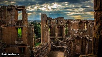 Kastil Bolsover, Tempat Paling Berhantu di Inggris