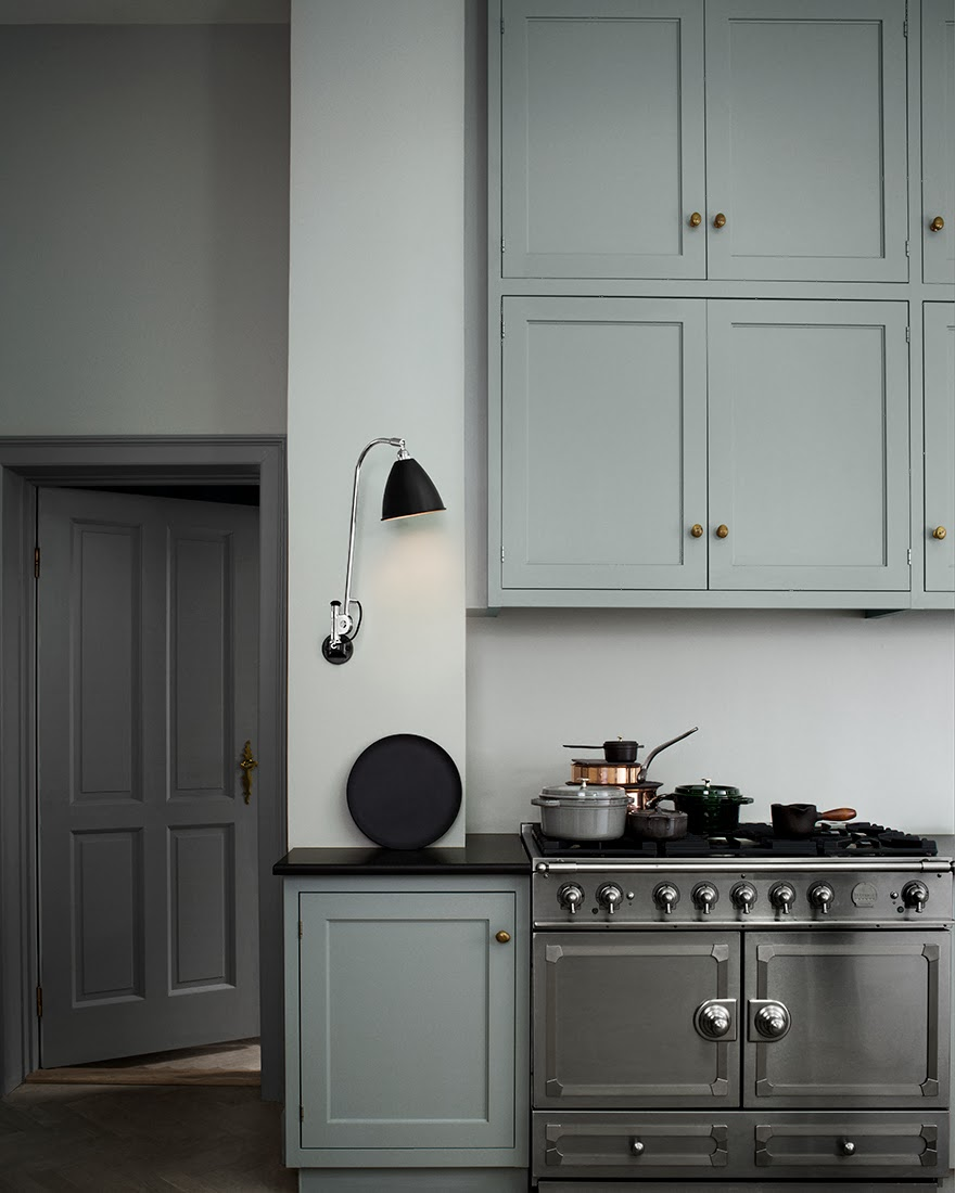 Grey And Black Kitchens 2017