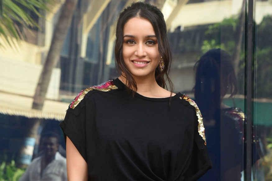 Shraddha Kapoor at Novotel Hotel In Juhu, Mumbai