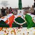 गणतंत्र दिवस  पे १८५७ आजादी की क्रांति के शहीद राजा इदारत जहां की कब्र पे फूल चढ़ाया गया |