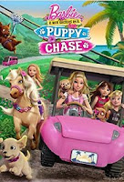 Barbie & Her Sisters in a Puppy Chase (2016) Poster