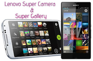 Lenovo Super Camera & Gallery v4.1.13.141104