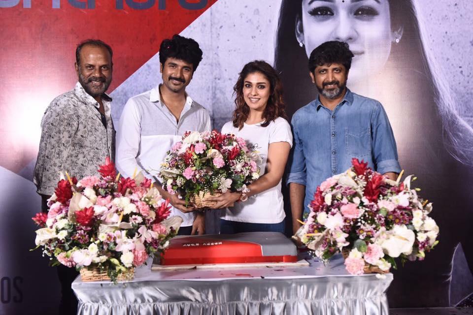 Sivakarthikeyan's 'Velaikkaran' first look release date