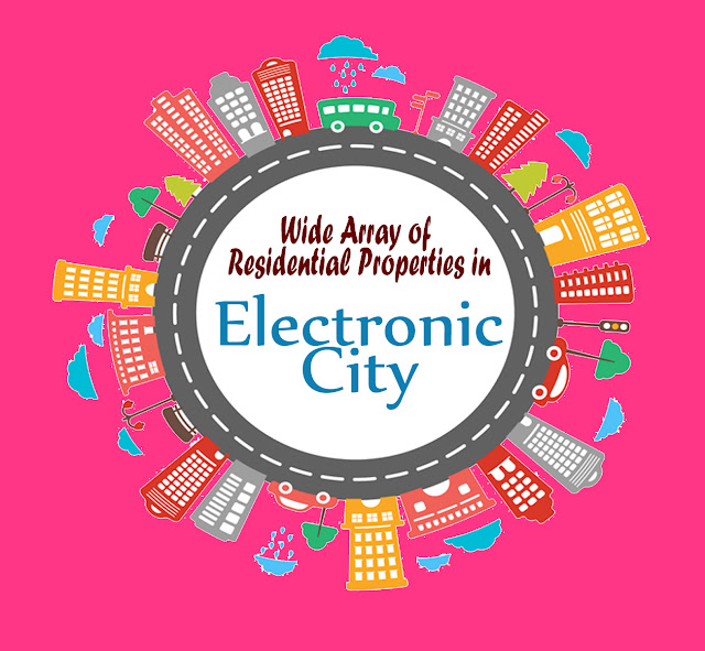 DreamzGK Electronic city projects