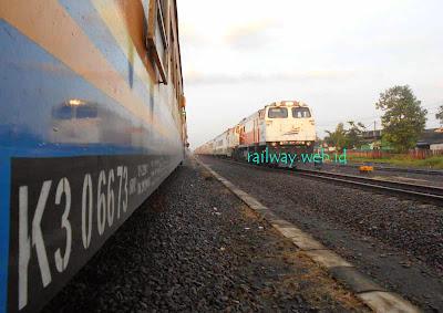 Jadwal KA Stasiun Malang