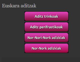EUSKARA ADITZA ONLINE