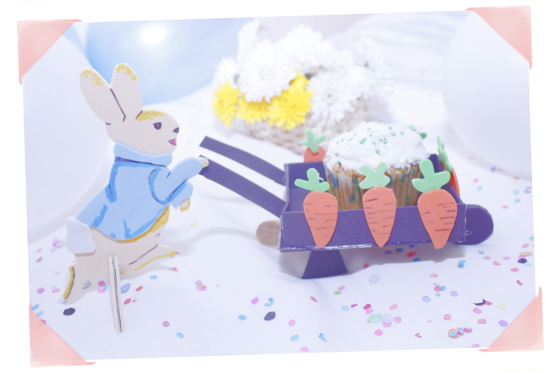 Ideas para una fiesta de Petter Rabbit