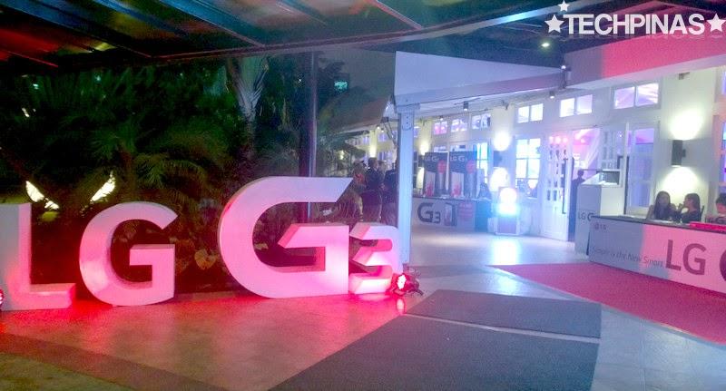 LG G3 Philippines Launch