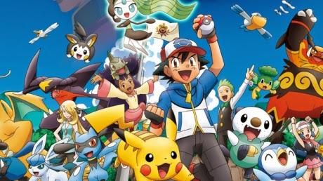 Ver Pokemon - Blanco y Negro Online