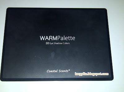 Coastal Scents 88 Warm Palette