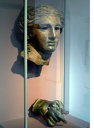 Η Αφροδίτη μετά από 146 χρόνια θέλει να επιστρέψει στην Αργυρούπολη του Πόντου