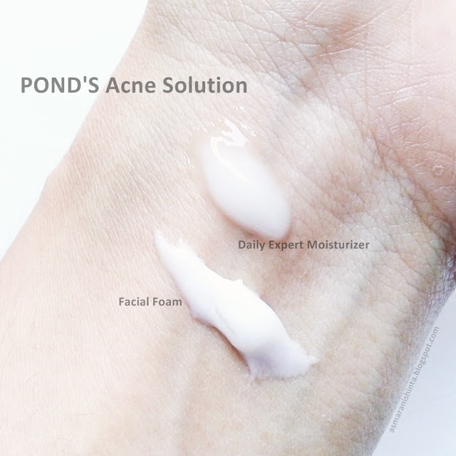 review POND'S Acne Solution