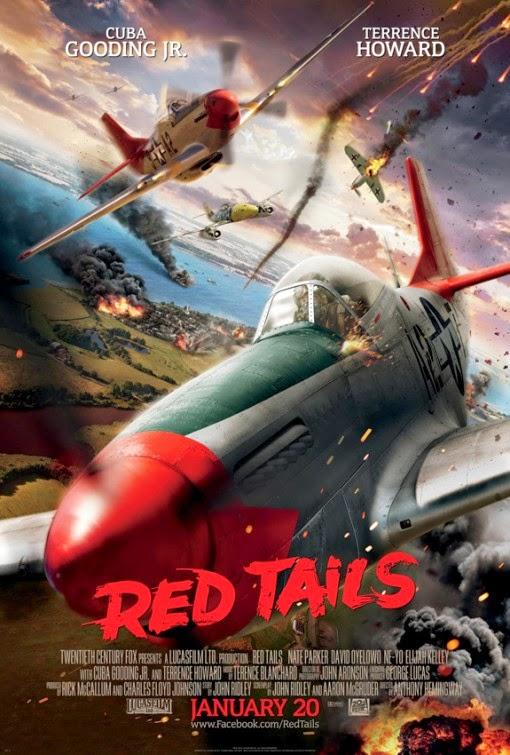 Red Tails เสืออากาศผิวสี [HD][พากย์ไทย]