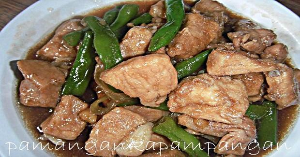 Oystered Pork N Beans Recipe