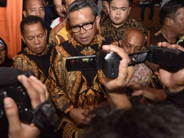 Dirawat di RSCM Jakarta, Nurdin Abdullah Akan Jenguk Alwi Hamu