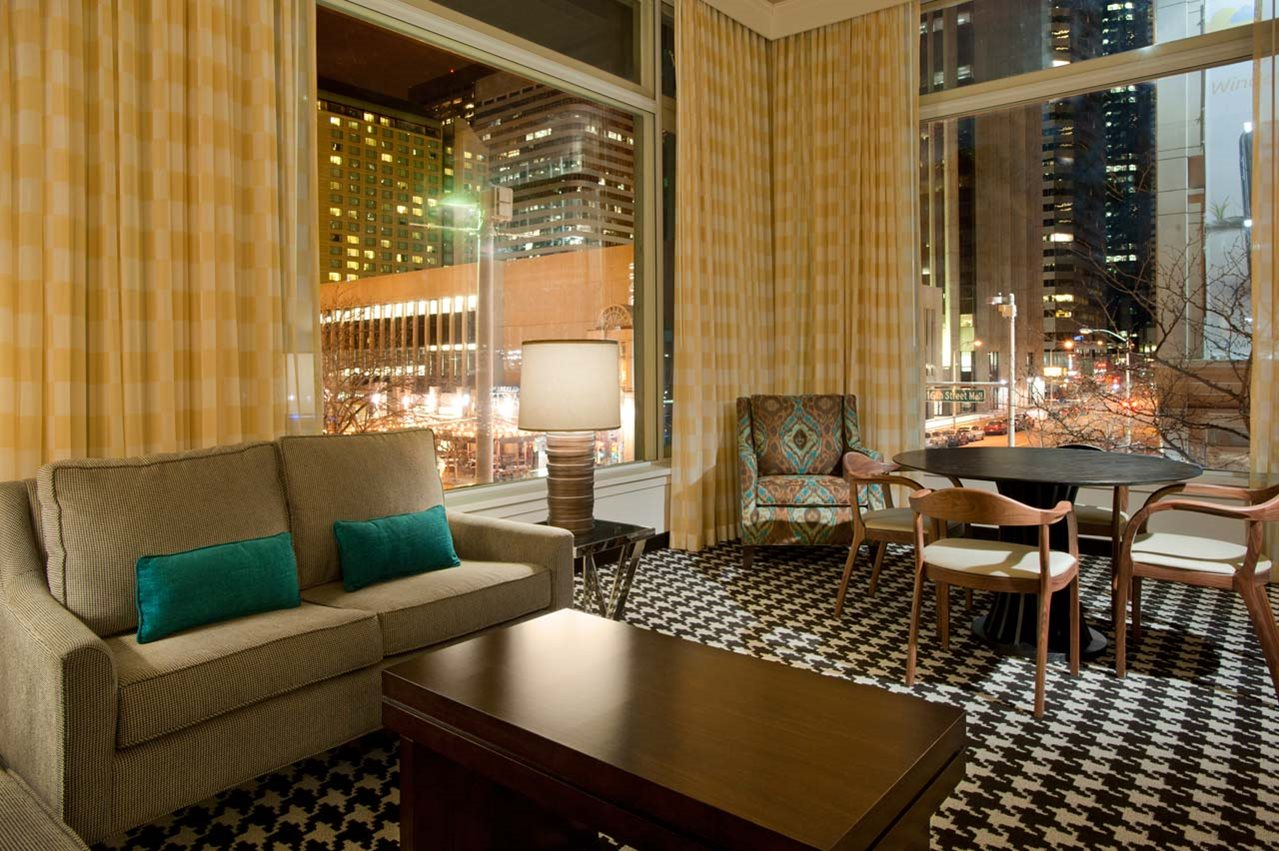 Marriott Denver City Center Hotel