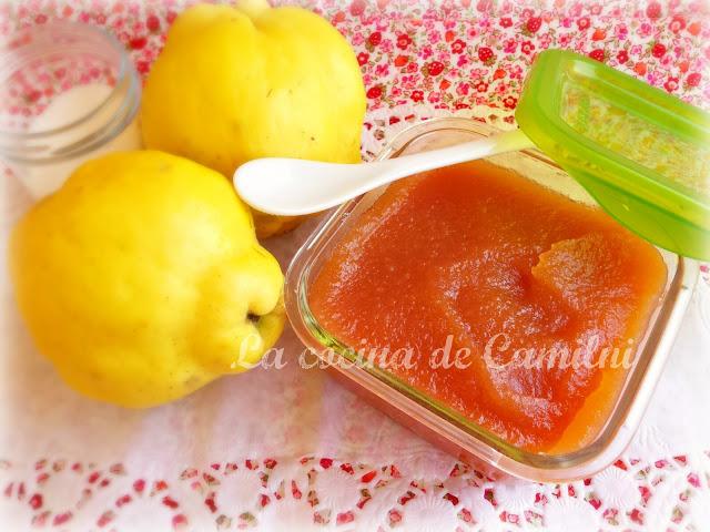 Carne de membrillo (La cocina de Camilni)