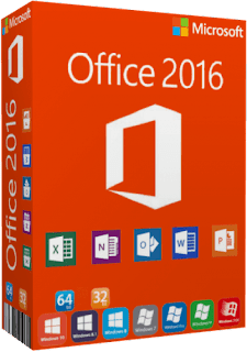 Microsoft Office 2016 VL Edition (x86-x64) Update Febuari 2017 Full Version