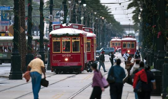 Activities and Attractions in New Orleans, Louisiana | A stunning New Orleans Streetcars