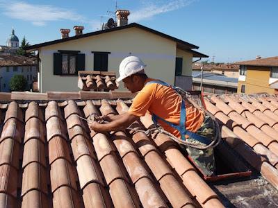 linee vita manutenzione tetto