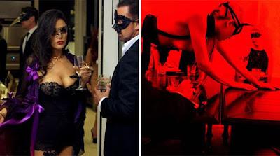 «Μάτια ερμητικά κλειστά»: Μάσκες, μαστίγια, δέρμα και πολύ σεξ για διάσημα μοντέλα και ηθοποιούς