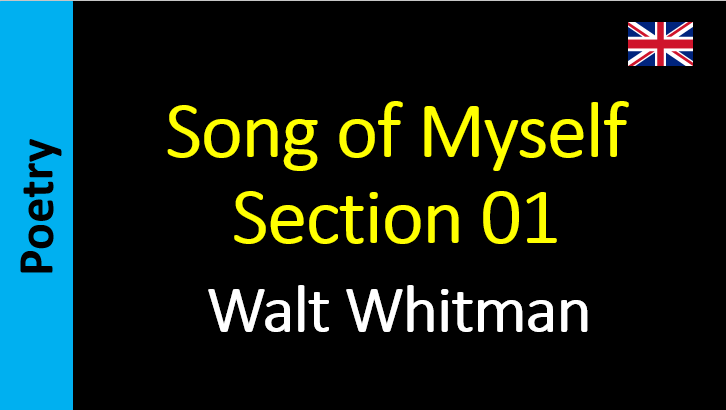 """walt whitman song of myself transcendentalism Walt whitman, a transcendentalist poet and contemporary of emerson  and  most popular poetic entry in leaves of grass, """"song of myself,."""