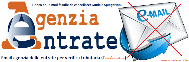 email-agenzia-delle-entrate