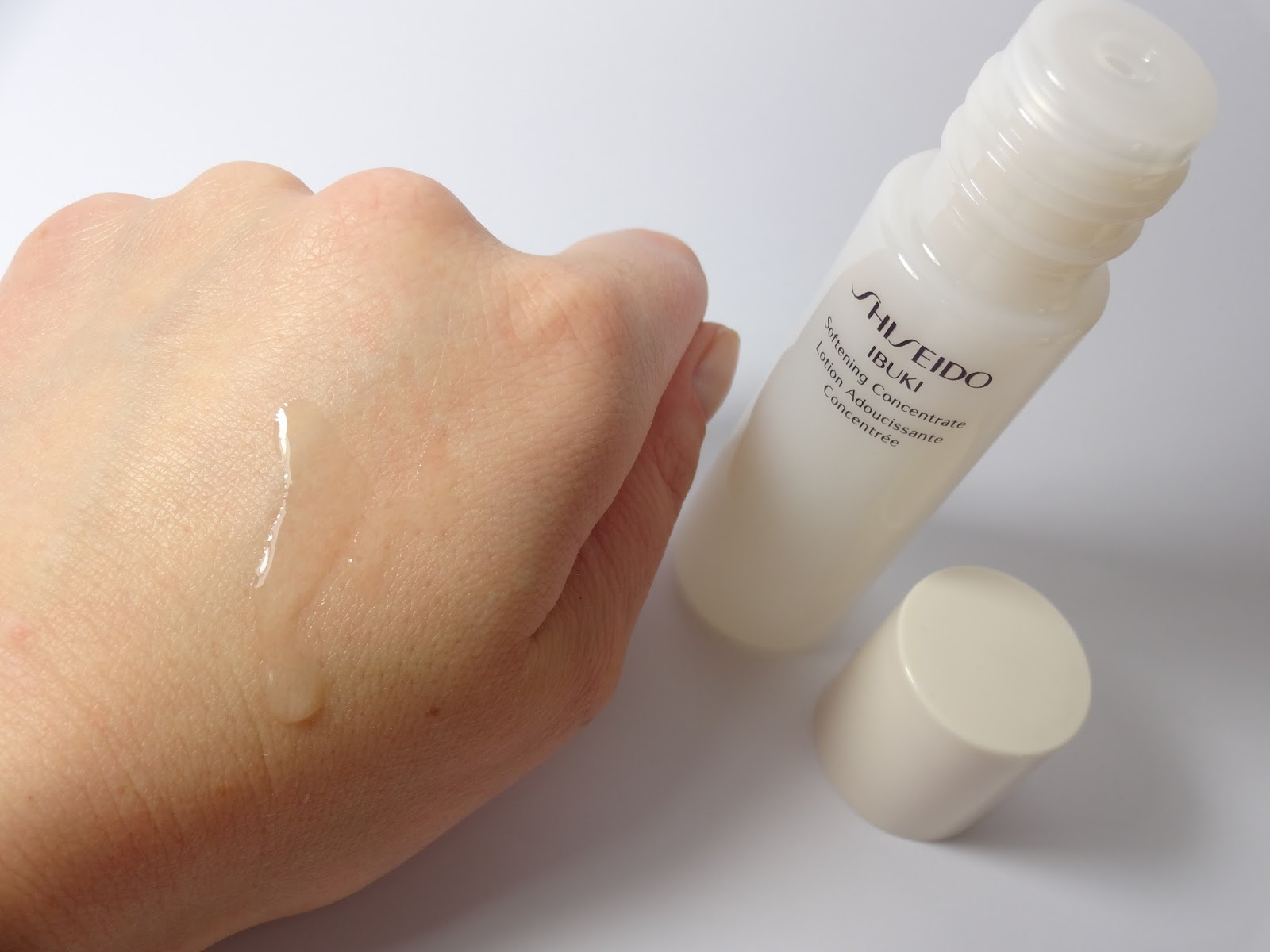 Softening Concentrate