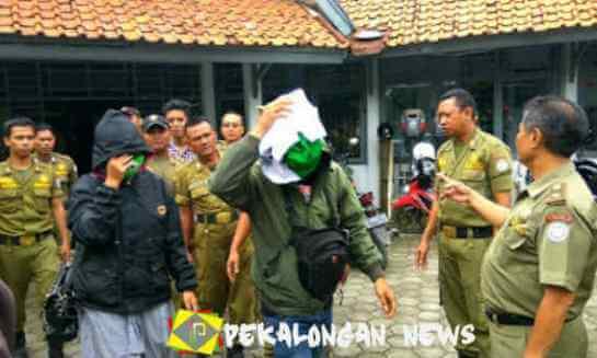 Pelaku Perusakan Baliho Dan Stiker Yang Terpasang Di Lokalisasi Krakalan Terancam Dipidanakan