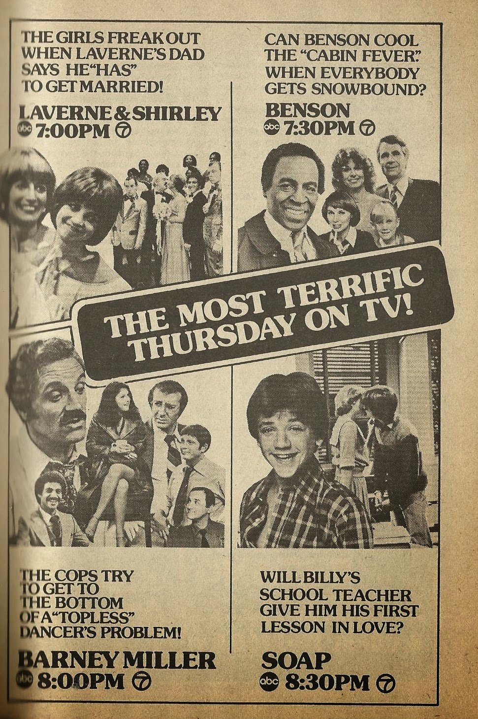 Abc television | the complete tv guide for abc1, abc2, abc3, abc.