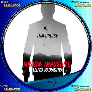GALLETA -MISION IMPOSIBLE: LLUVIA RADIOACTIVA- MISIÓN IMPOSIBLE: FALLOUT - 2018