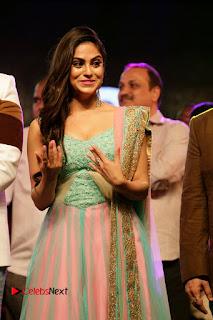 Actress Naina Ganguly Stills in Long Dress at Vangaveeti Audio Launch  0004.JPG