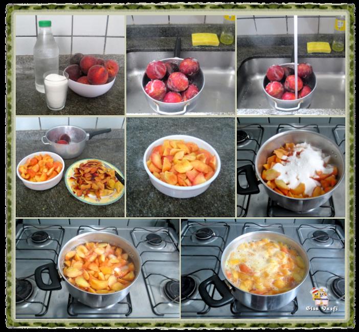 Sorbet de pêssegos 3