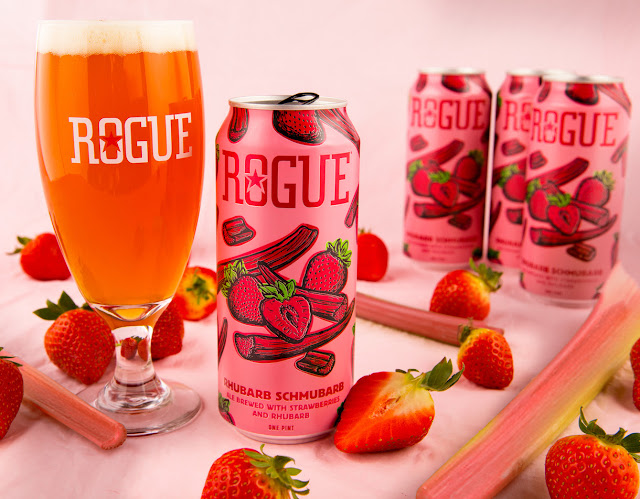 Rogue Rhubarb Schmubarb Arrives Just in Time for Summer