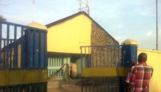Woman Slaps Female Police Officer Inside Police Station