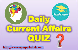 Daily Current Affairs Quiz 01 April 2019 in Hindi