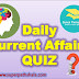 Daily Current Affairs Quiz 15 April 2019 in Hindi
