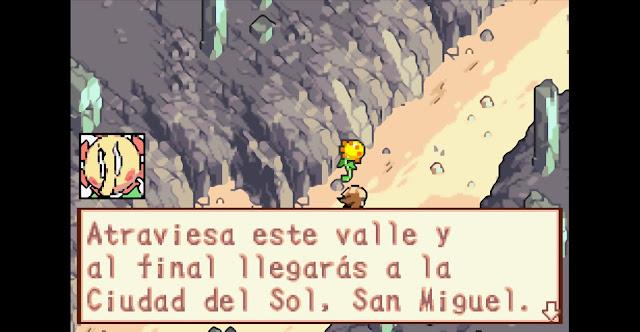 Boktai 2: Solar Boy Django - Español - Captura 3