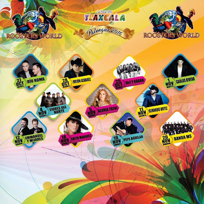 palenque feria tlaxcala 2016