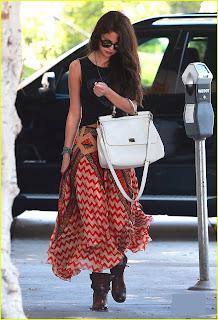 Selena Gomez en Salon De Belleza
