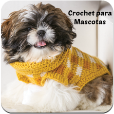 Ropa para mascotas a crochet
