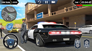 Crime City - Police Car Simulator v1.6 Mod