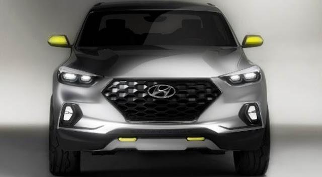 Hyundai Santa Cruz 2018 Specs and Price