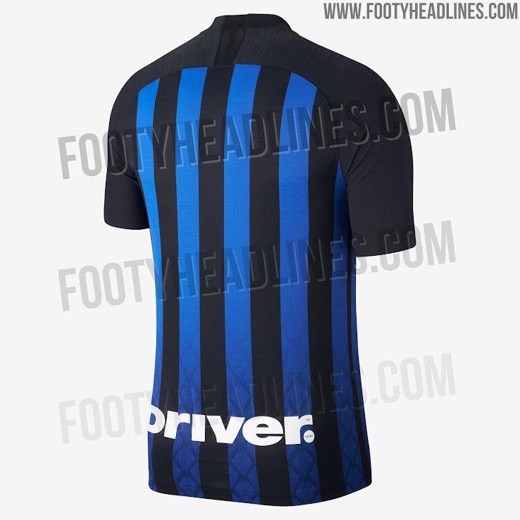 Nike Inter 18 19 Home Kit Released Footy Headlines