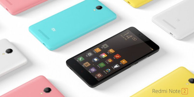 Harga Xiaomi Redmi Note 2 Prime
