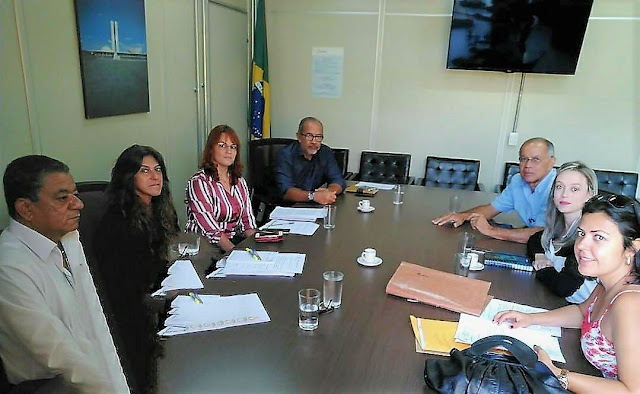 Cruzeiro: Câmara em Movimento participa de reunião na NOVACAP
