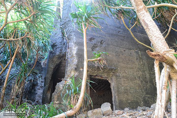Ruins at Carabao Island