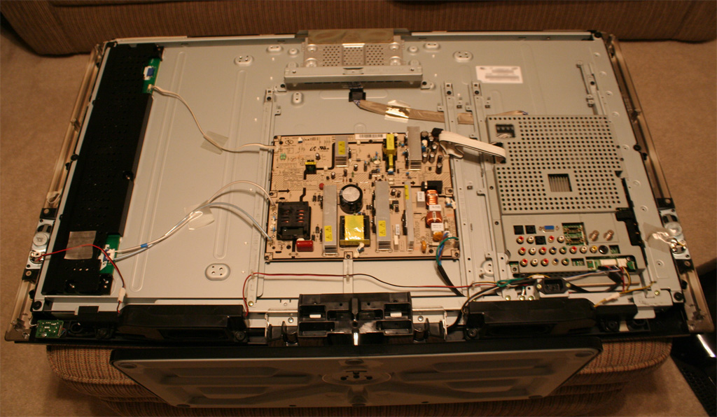 Poppular Photography: Repairing Another Samsung LCD TV