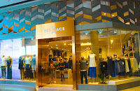 Kit and Ace Luxury Store Pacific Fair